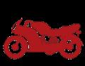 Pojazd motocykl na kategorię A2