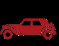 Pojazd samochód na kategorię B